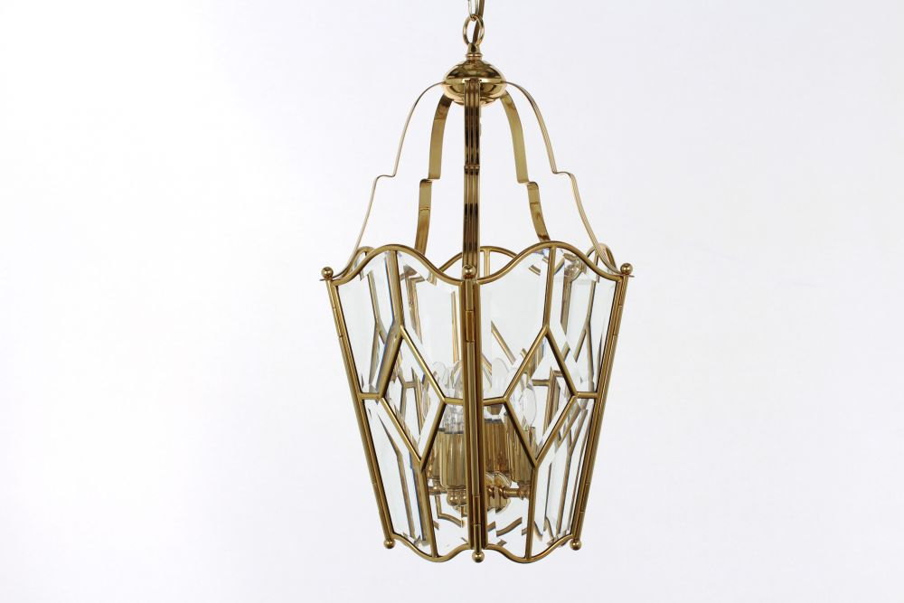 ALICANTE BOUND GLASS LANTERN